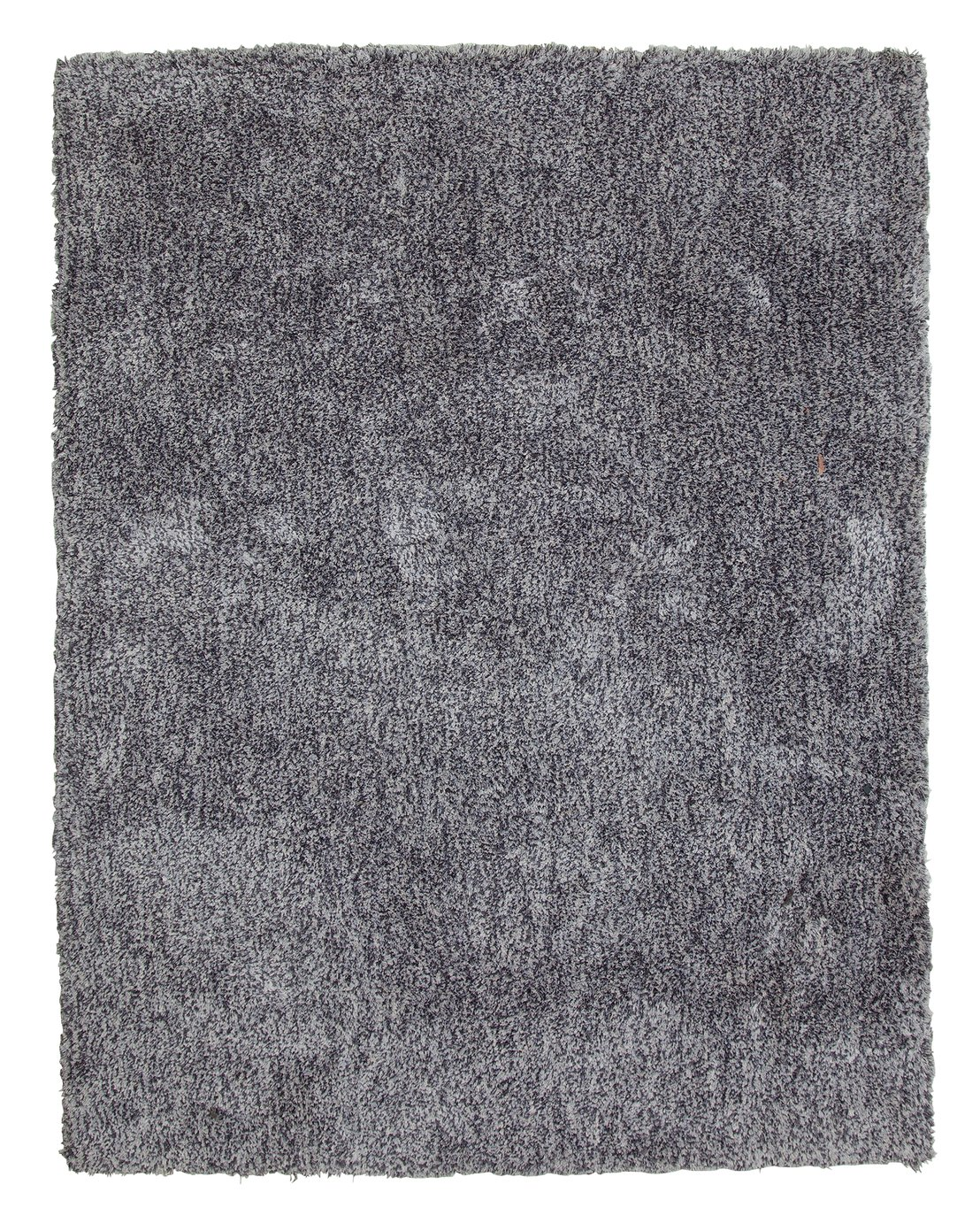 Argos Home Supersoft Multi Shaggy Rug - 120x160cm - Grey