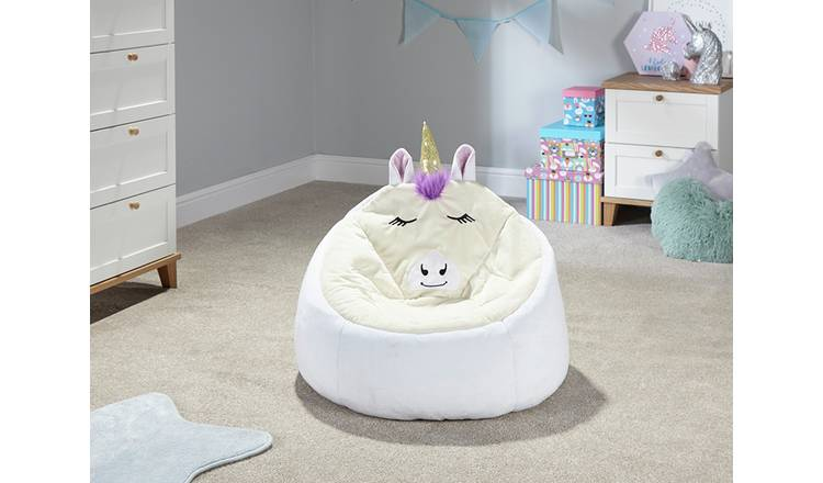 Buy Argos Home Unicorn Bean Bag Chair | Bean bags | Argos
