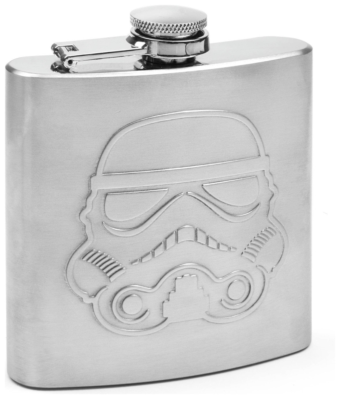 Original Stormtrooper Stainless Steel Hip Flask