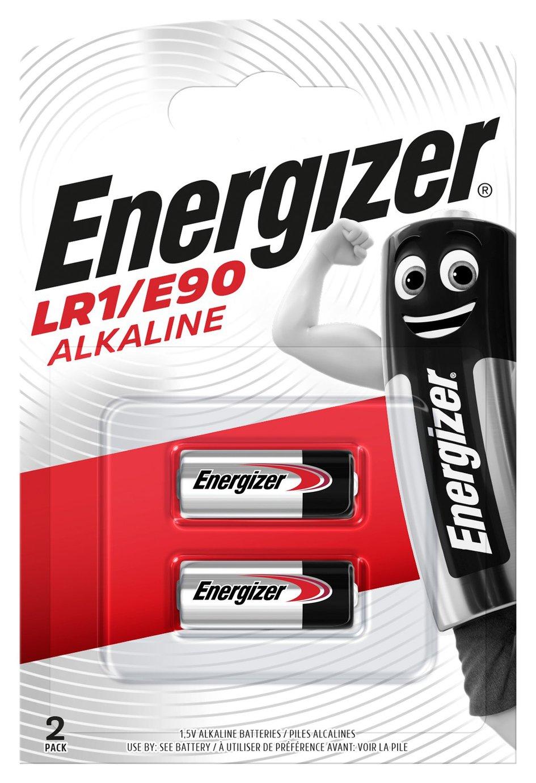 Energizer LR1 Batteries - 2 Pack