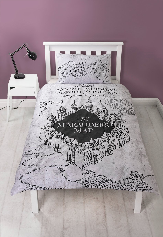 Harry Potter Mischief Bedding Set - Single