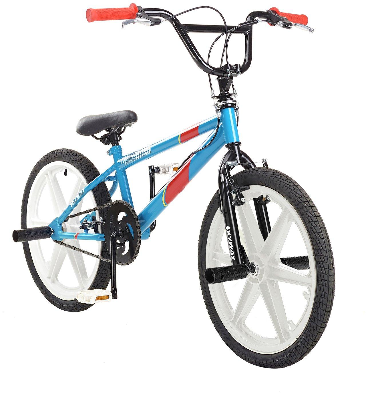 Piranha Skid Row 20 Inch Retro BMX Bike