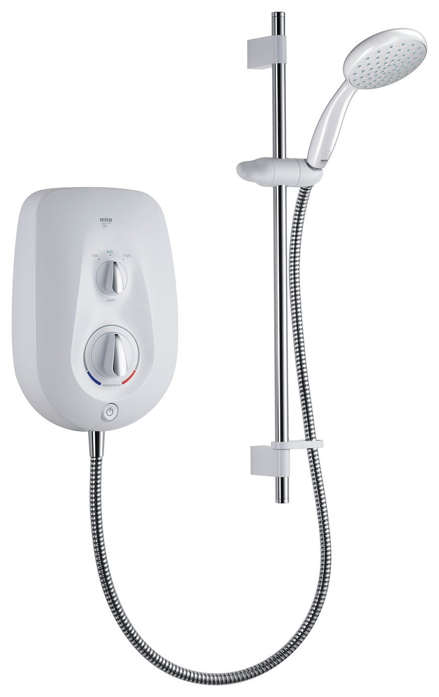 Mira Go 8.5kW Electric Shower