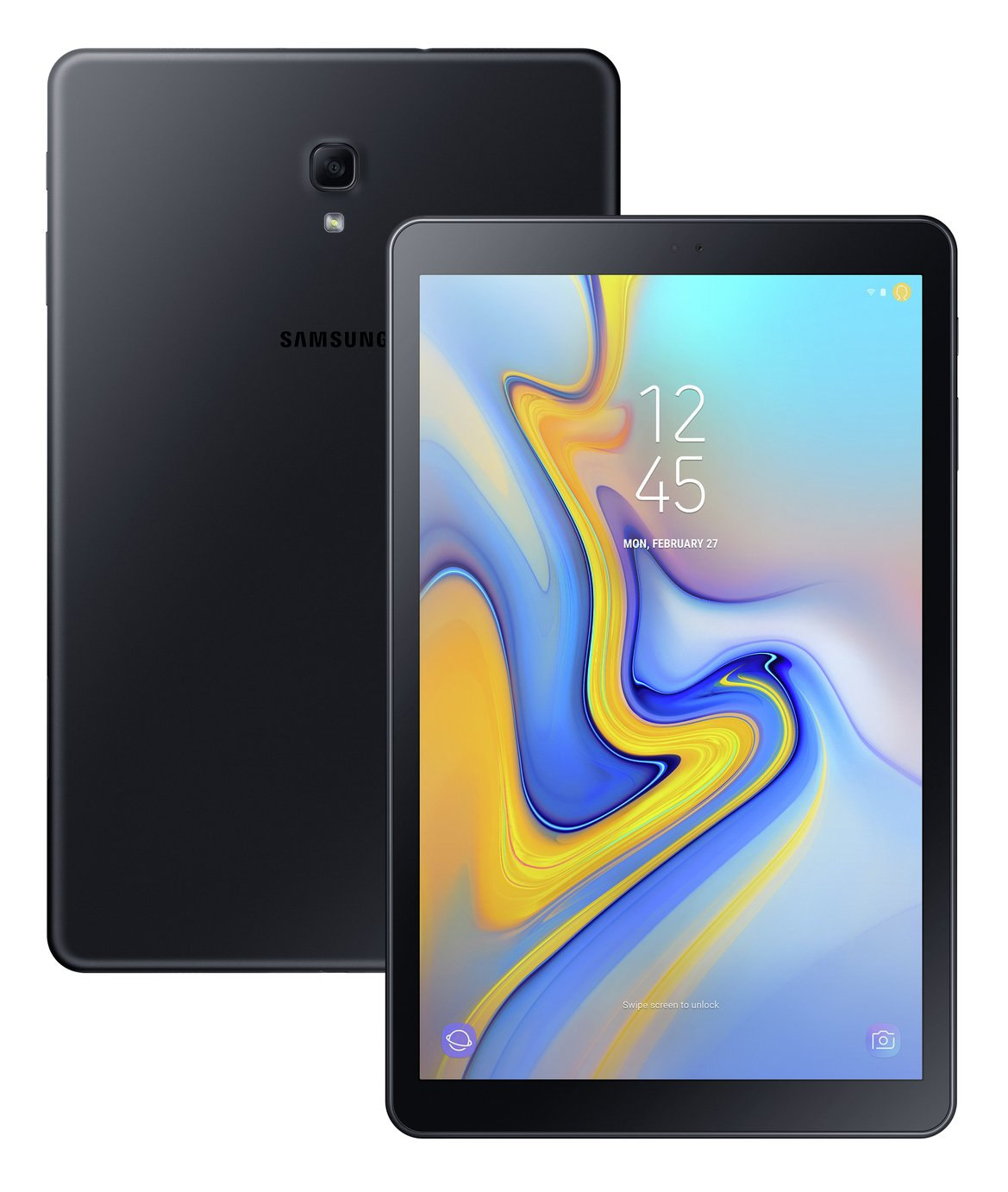 Samsung Galaxy Tab A 10.5 Inch 32GB Wi-Fi Tablet - Black