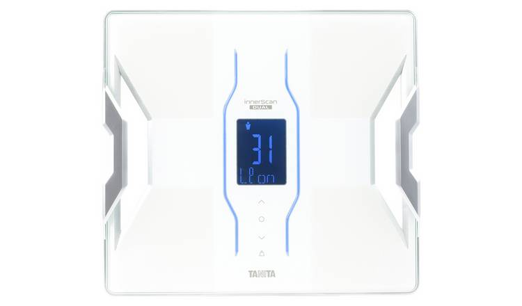 Tanita Smart Scale with Body Composition - White