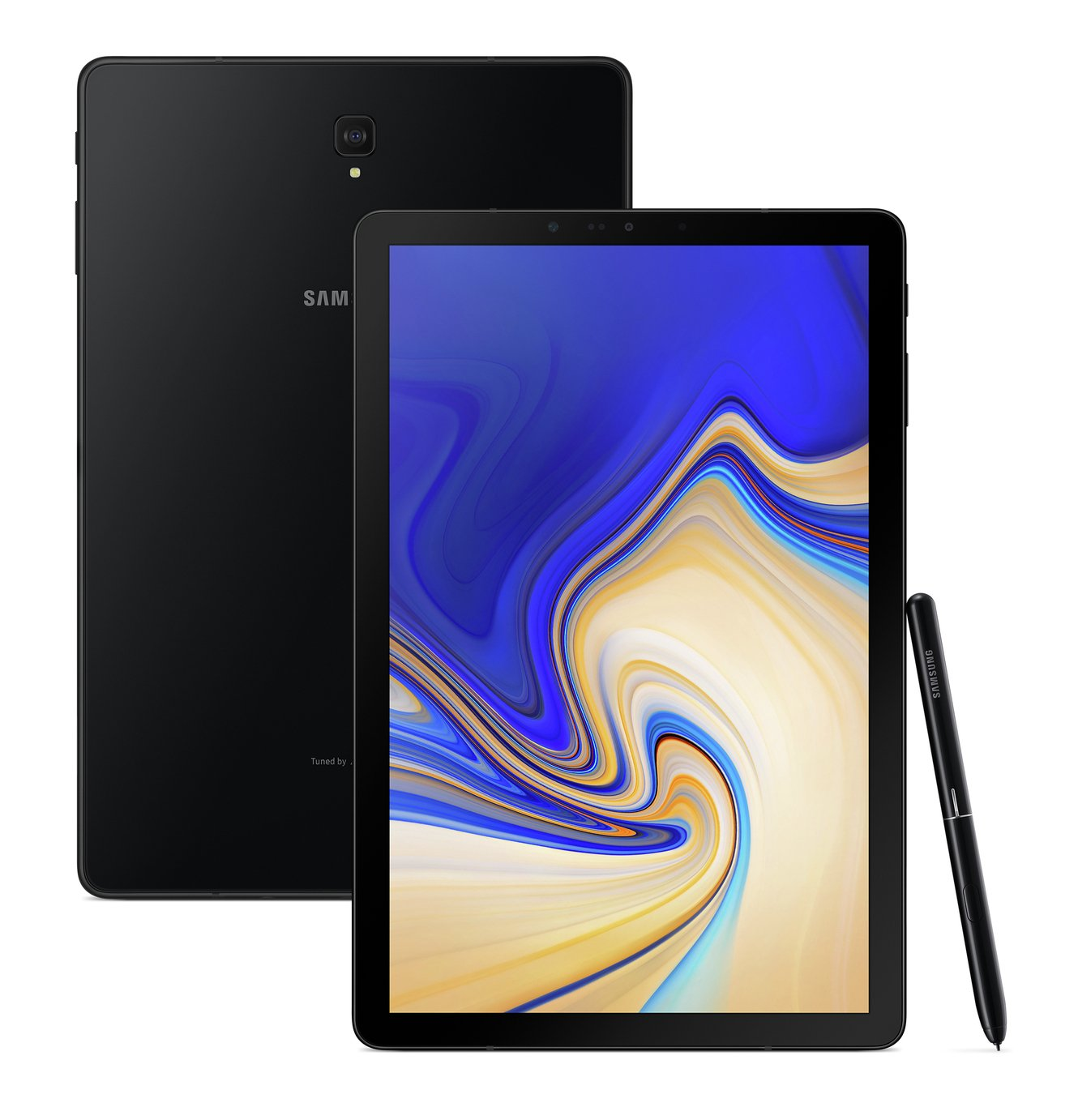 Samsung Tab S4 10.5 Inch 4G LTE Tablet - Black