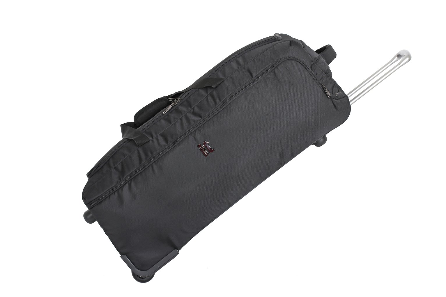 it Luggage Megalite Large Black Wheeled Holdall