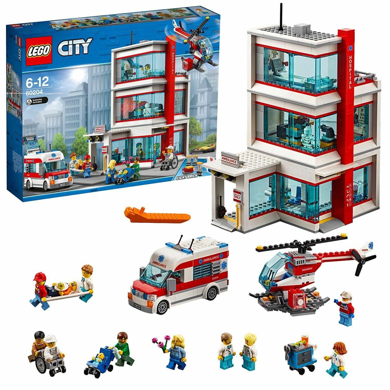 LEGO City Hospital - 60204