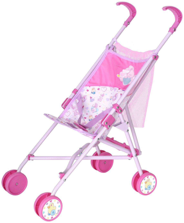 Baby Born Single Doll's Stroller