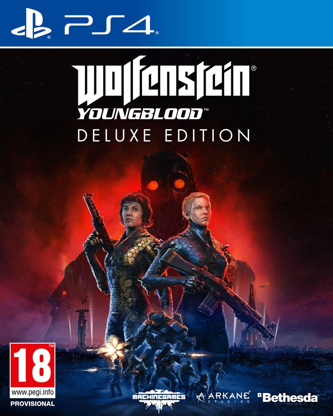 Wolfenstein Youngblood PS4 Pre-Order Game
