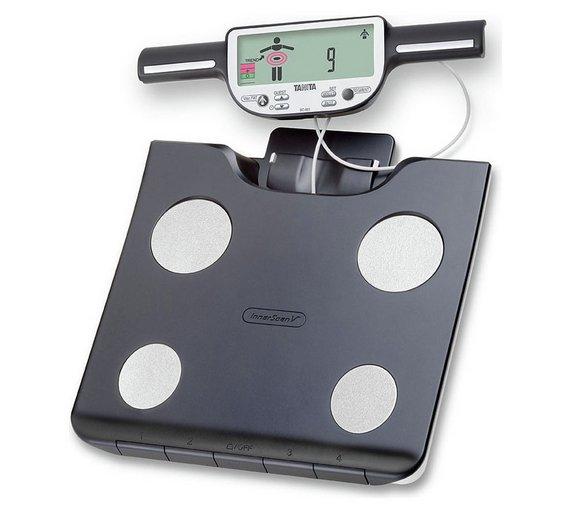 buy tanita body composition scale bc601 | bathroom scales | argos