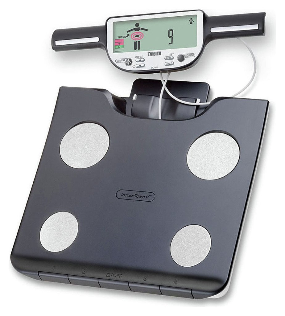 buy tanita body composition scale bc601 | bathroom scales | argos