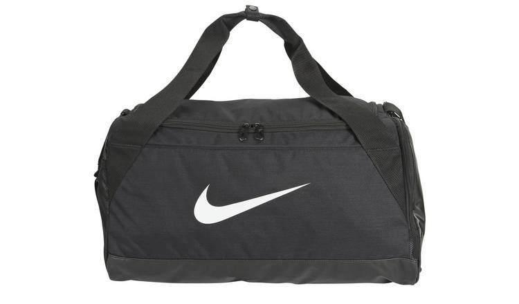6d763f76e Buy Nike Brasilia Small Holdall - Black | Holdalls | Argos