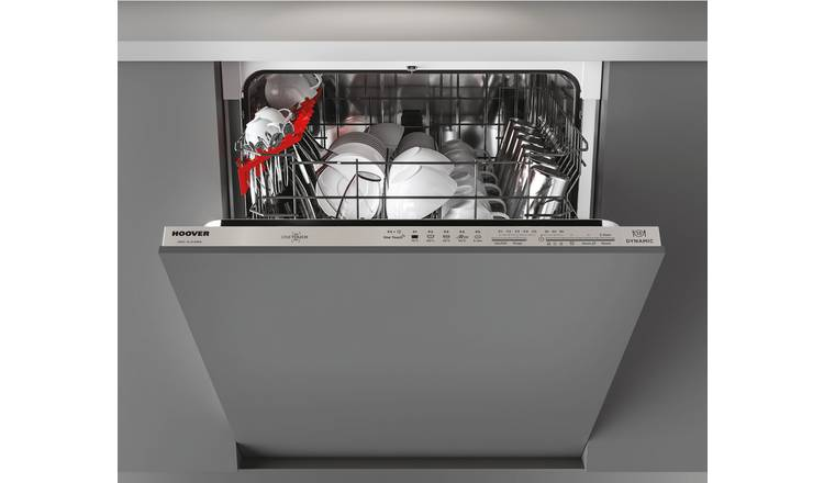 Hoover HDI 1LO38SA Full Size Integrated Dishwasher