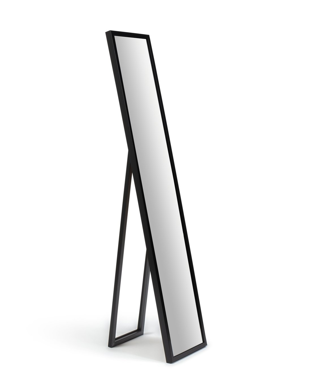 Argos Home Full Length Cheval Mirror - Black