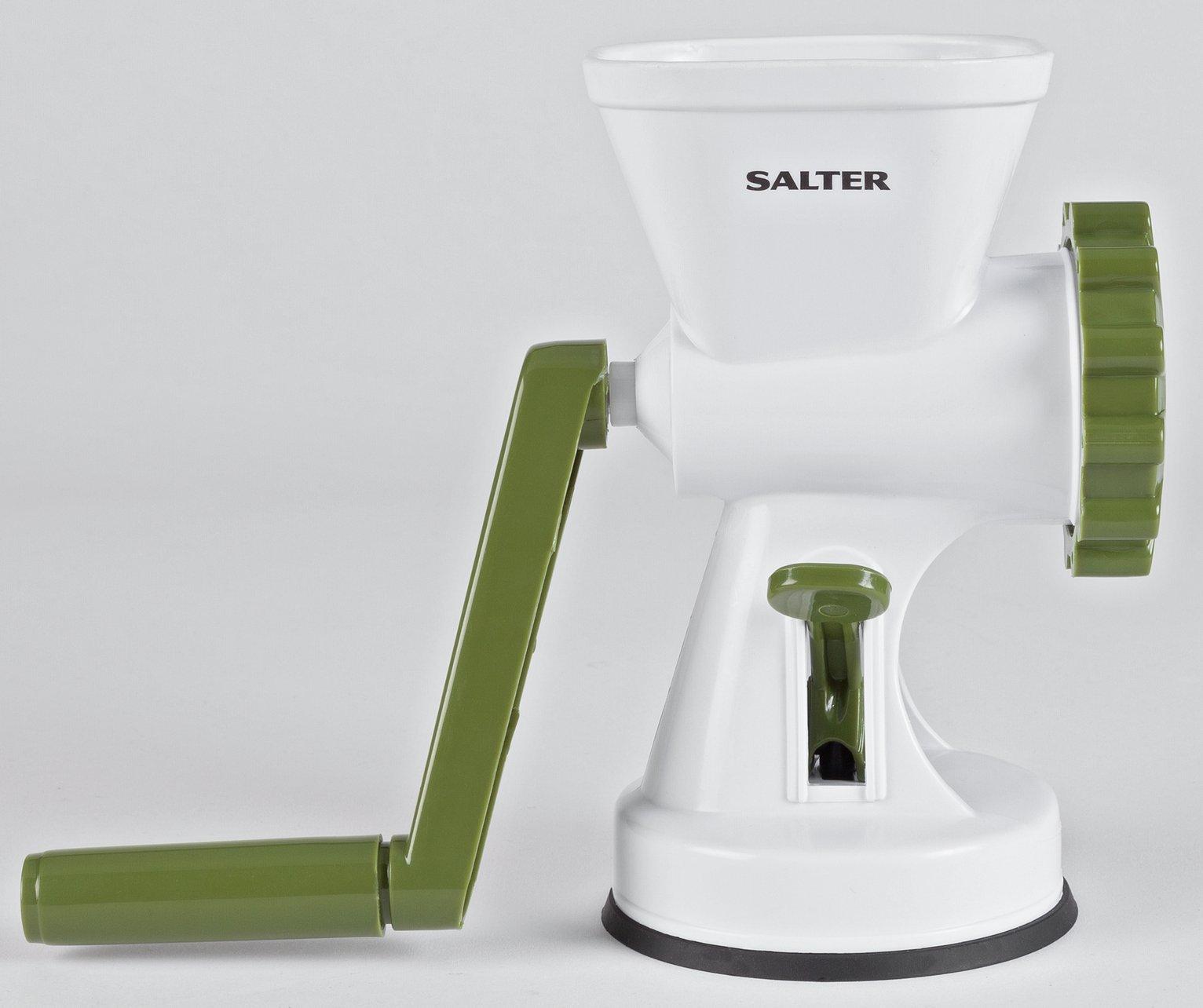 Salter Plastic Meat Mincer