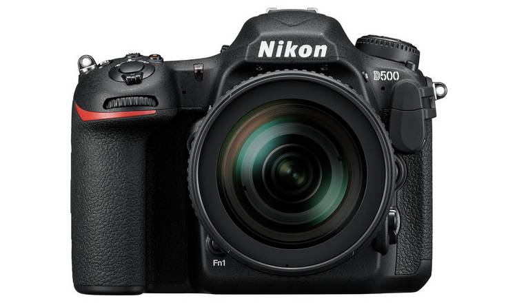 Nikon D500 DSLR Camera and AF-S DX 16-80mm VR Lens