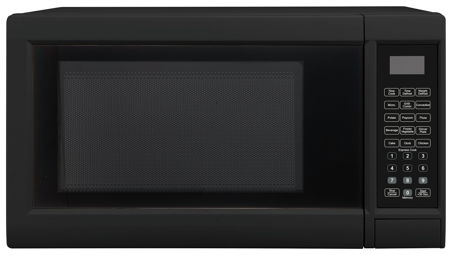Morphy Richards 800W Combination Microwave D90D - Black