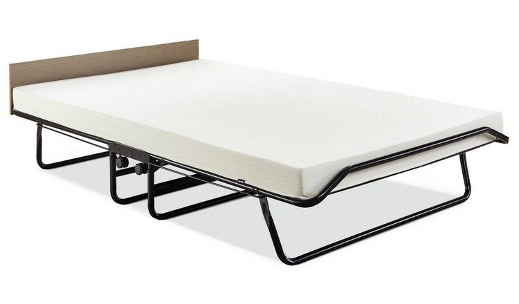 Jay-Be Supreme Auto Folding Bed Memory e-Fibre Matt-Sml Dbl