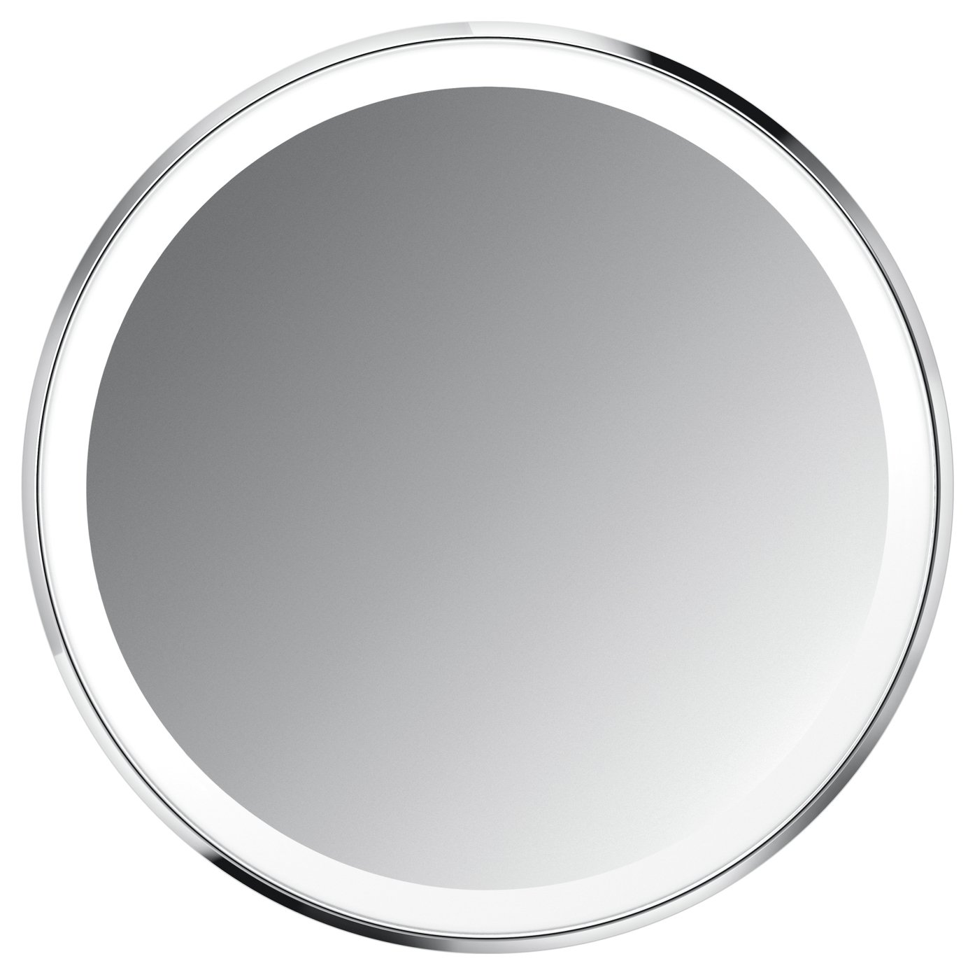 Simplehuman Compact Brushed Mirror
