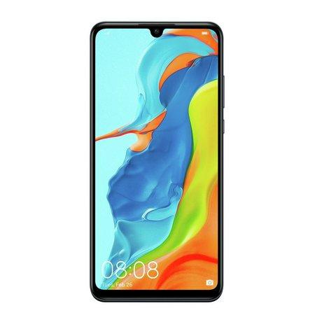 SIM Free Huawei P30 Lite 256GB Mobile Phone - Black