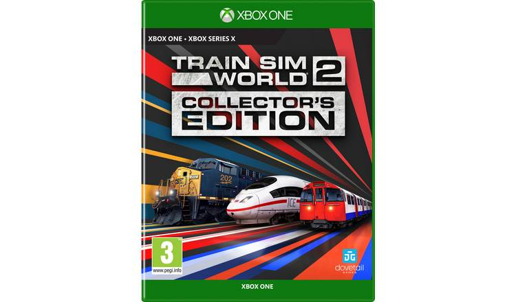 Train Sim World 2 Collector's Edition Xbox One Game