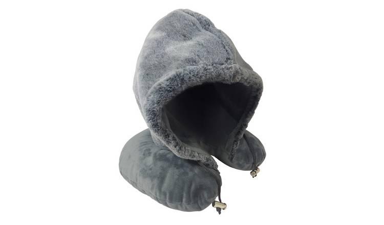 Buy Hooded Travel Pillow | Travel