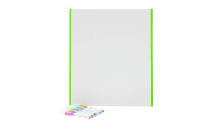Argos Home Desk Easel Whiteboard
