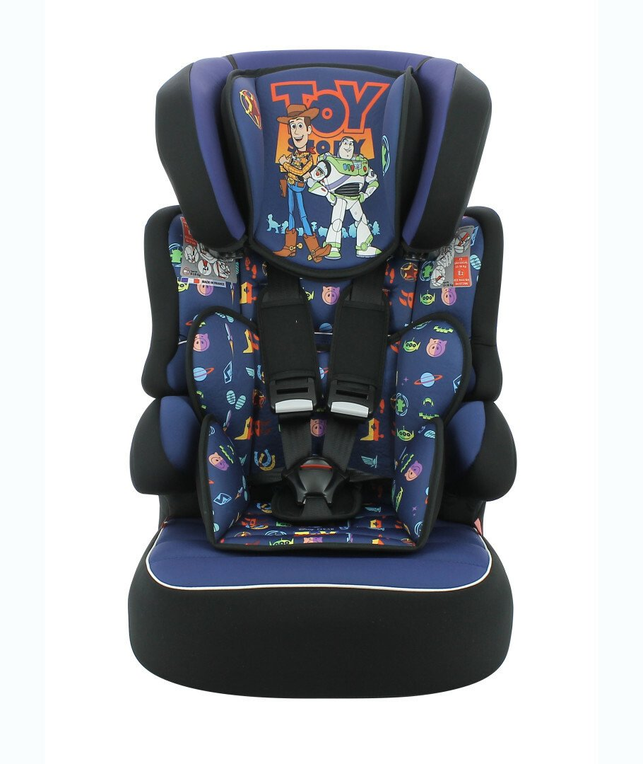 Disney Toy story Beline SP luxe Group 1/2/3 Booster Car Seat