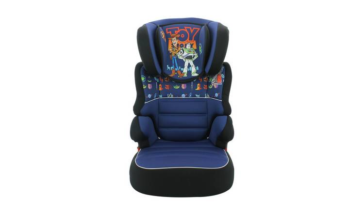 Disney Toy story Befix SP luxe Group 2/3 Booster Car Seat