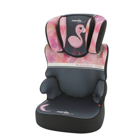 Nania Befix SP Flamingo Group 2/3 High Back Booster Car Seat