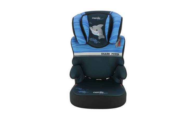 Nania Befix SP Shark Group 2/3 High Back Booster Car Seat