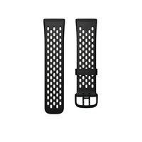 Fitbit Versa 3 Sense Sport Black Band - Large