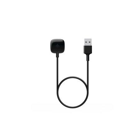 Fitbit Versa 3 Sense Charging Cable - Black