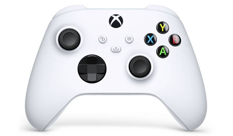 Official Xbox Series X & S Wireless Controller - White