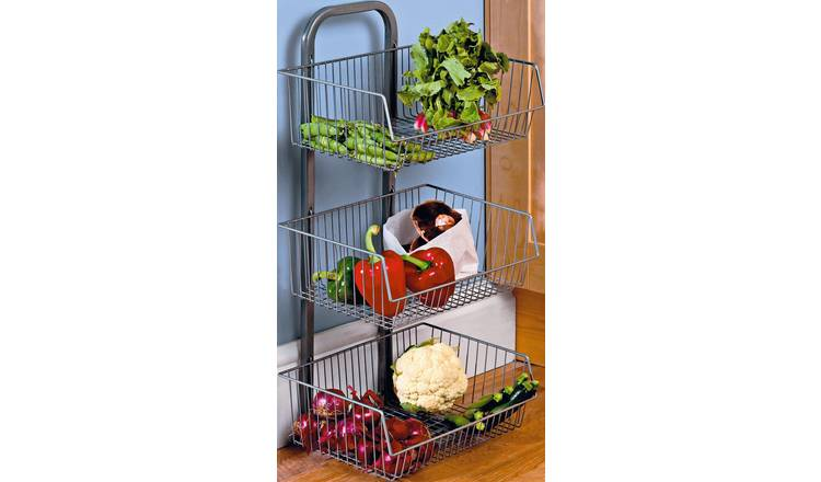 Argos Home 3 Tier Vegetable Stand
