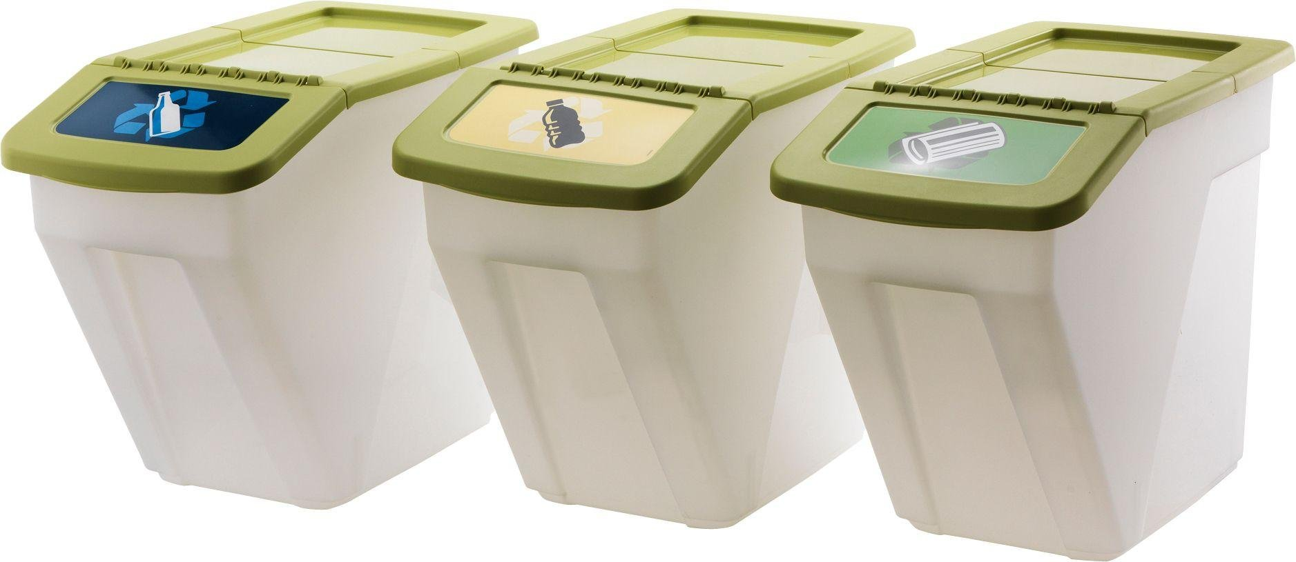Recycle Containers Home. Top Best Kitchen Recycling Bins ...