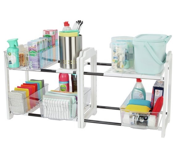 Kitchen Shelf Argos: Buy Addis Under Sink Storage Unit