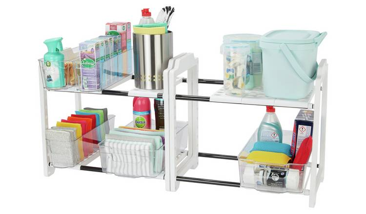 Addis Under Sink Storage Unit - White