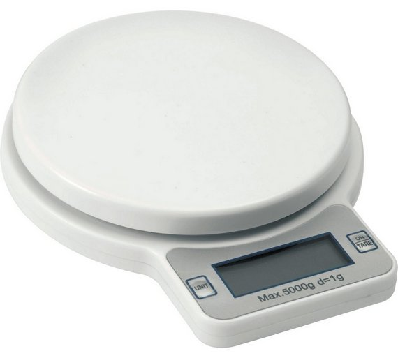 Buy HOME Digital Kitchen Scale at Argos.co.uk - Your
