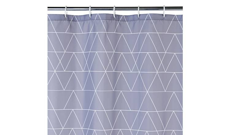 Argos Home Shower Curtain