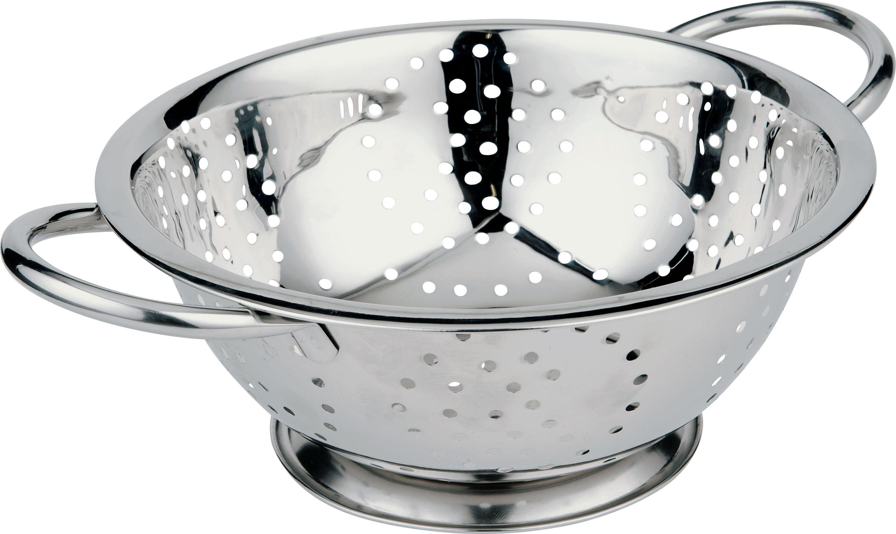 HOME - Stainless Steel Deep Colander