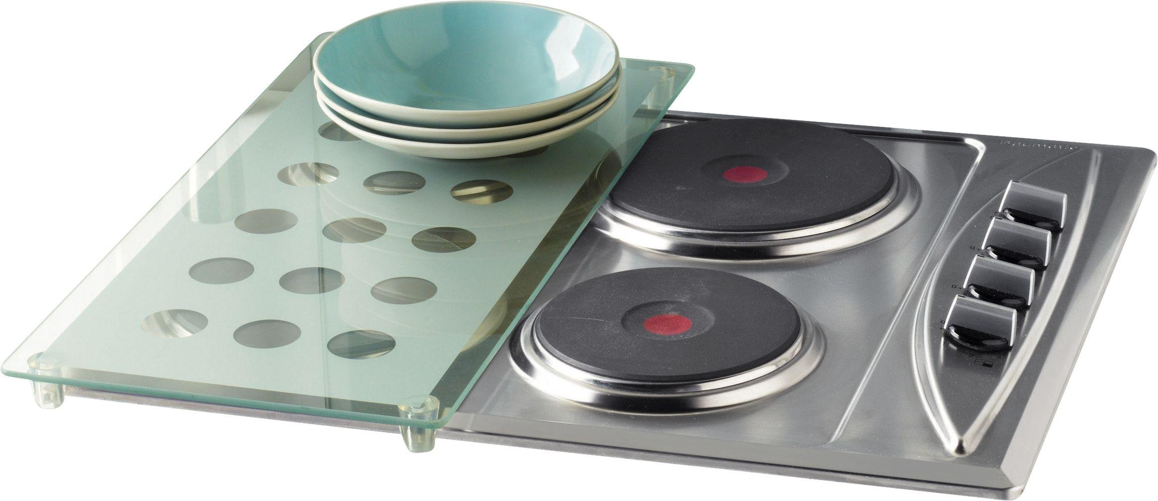 Image of HOME - Glass Hob Cover with Dots