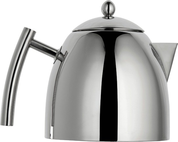 Argos Home Stainless Steel Teapot