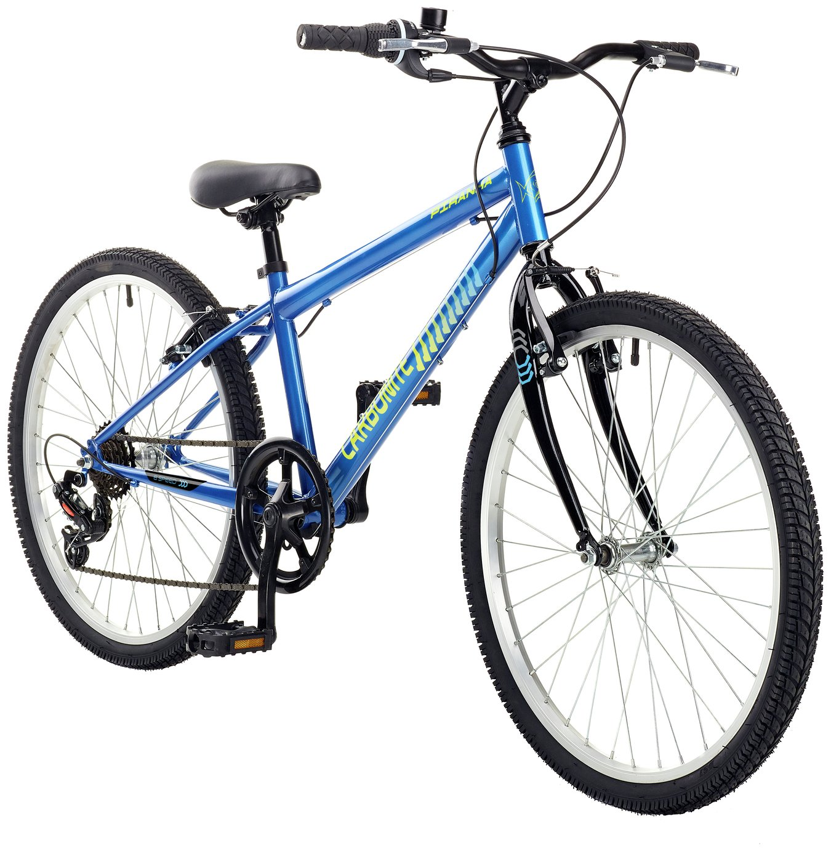 Piranha Carbonite 24 Inch Hybrid Bike
