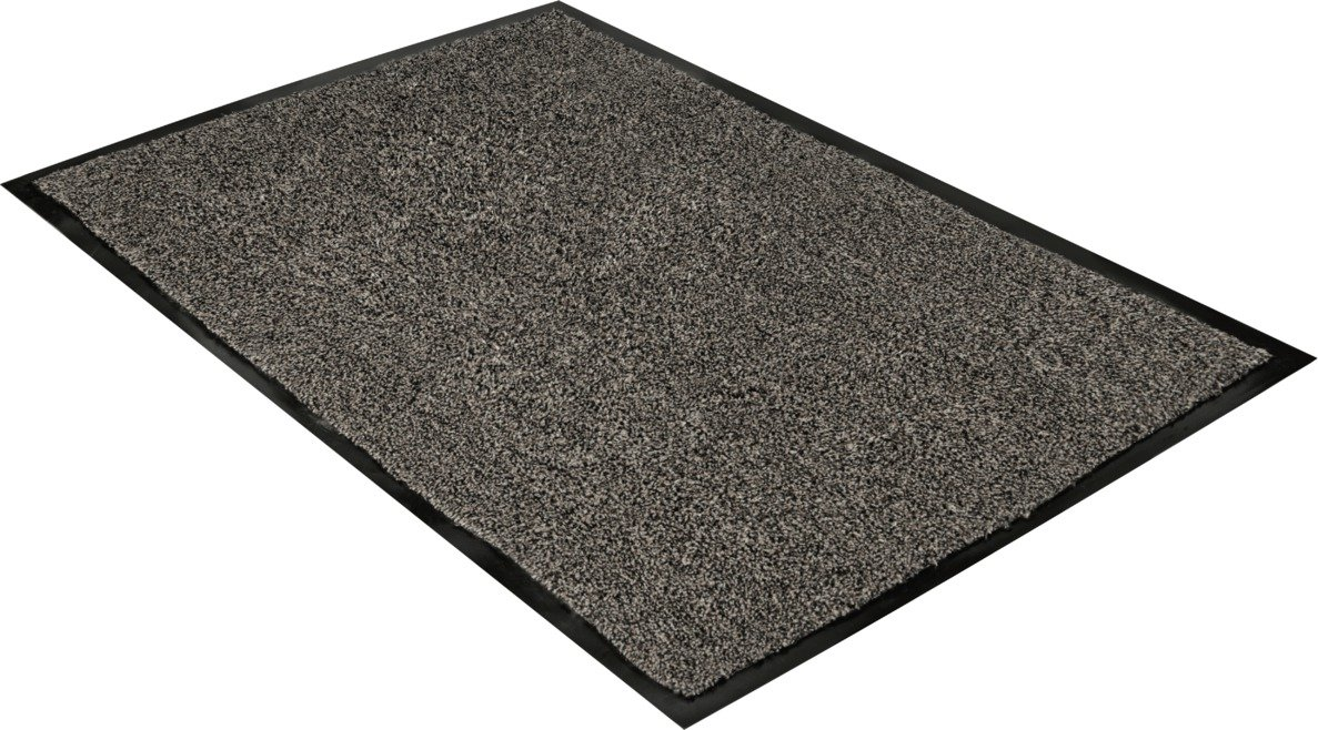 Argos Home Washable Absorbing Mat - 60x90cm - Brown