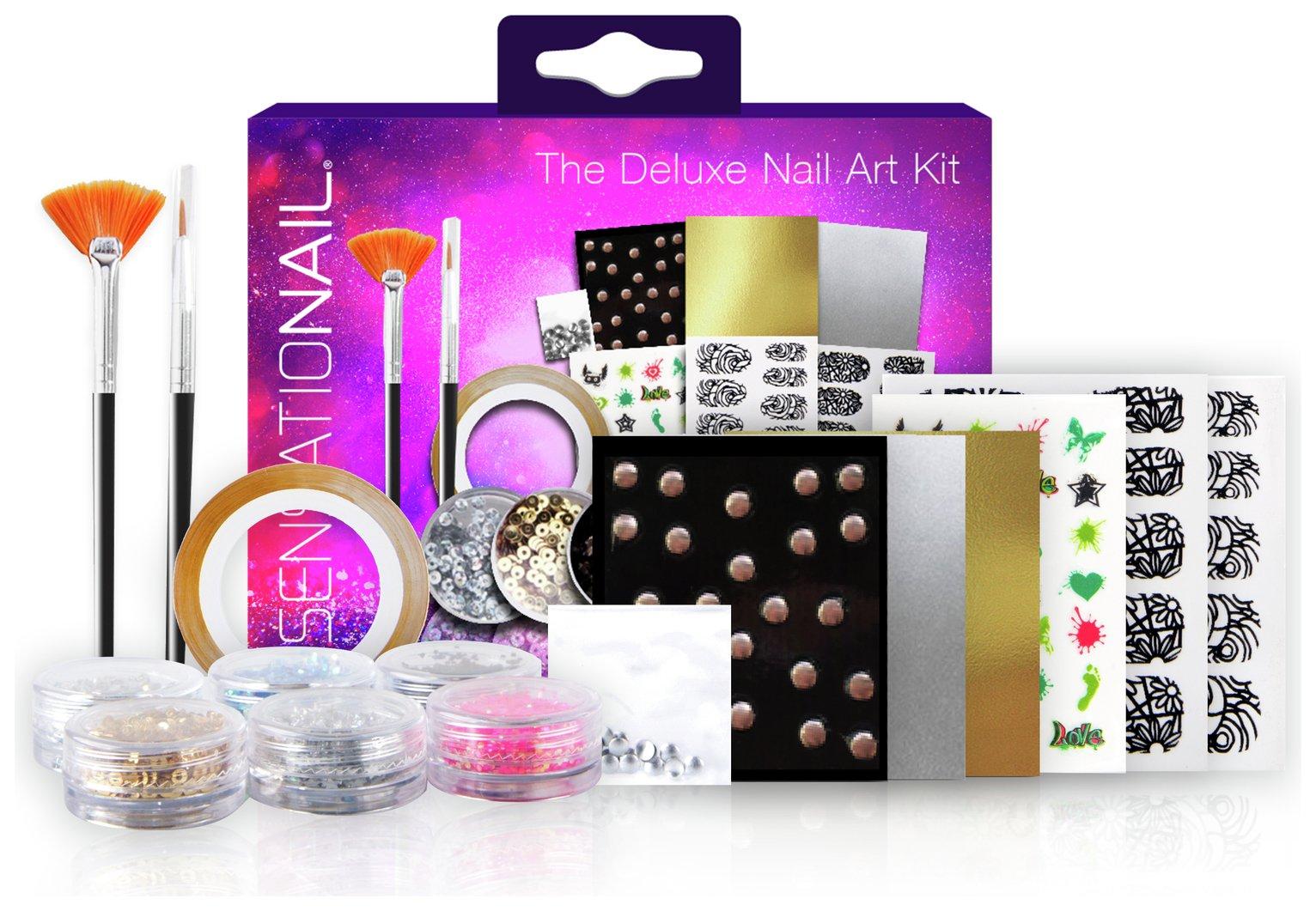 SensatioNail Deluxe Nail Art Kit