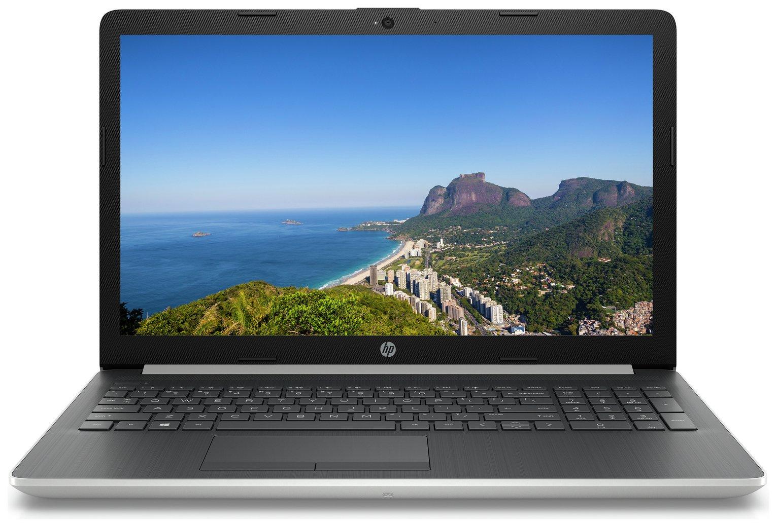 HP 17 Inch i5 4GB + 16GB Optane 1TB Laptop - Silver