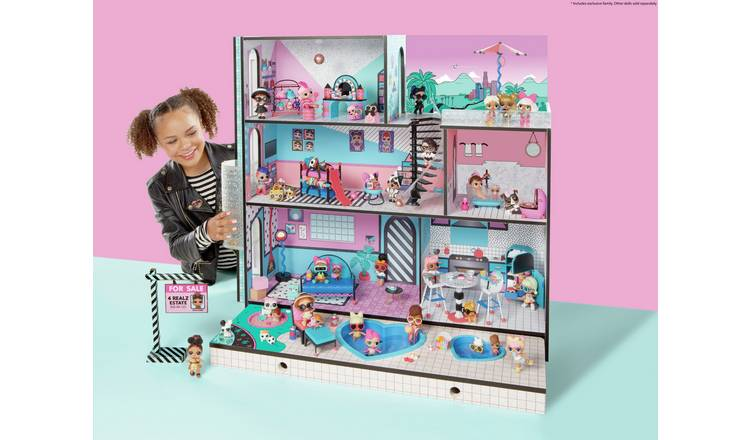 de31bfcf61a9 Buy LOL Surprise House Playset