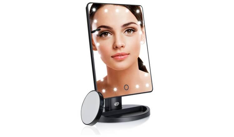 Argos Illuminated Makeup Mirror Wajimakeup Co